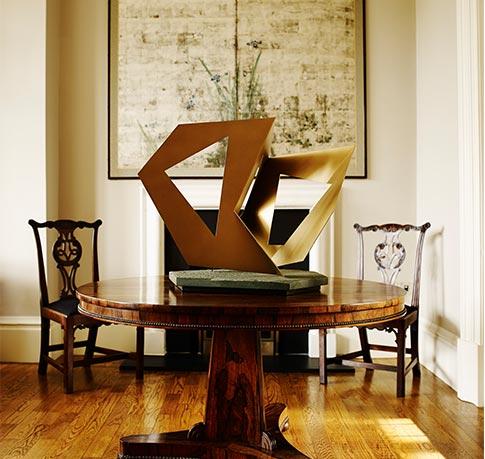Douglas Mackie Design Recognised Respected Interior Designer